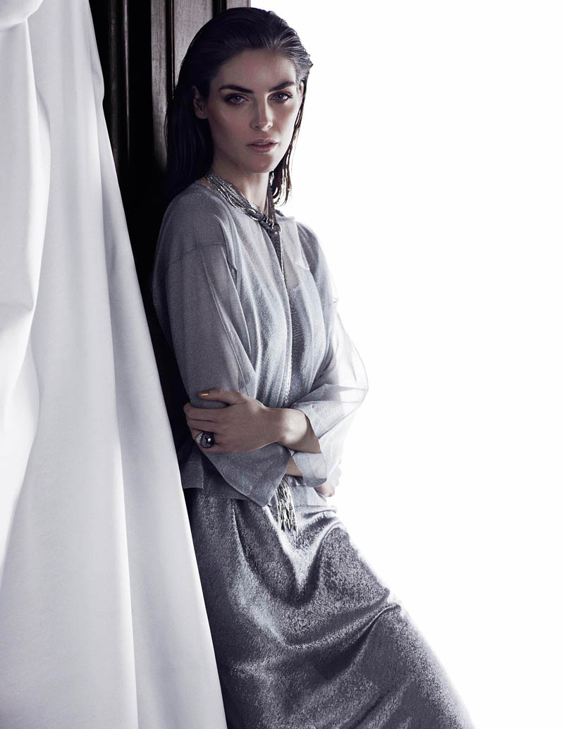 hilary rhoda photos6 Hilary Rhoda Stuns in Marie Claire Mexico Shoot by Hunter & Gatti