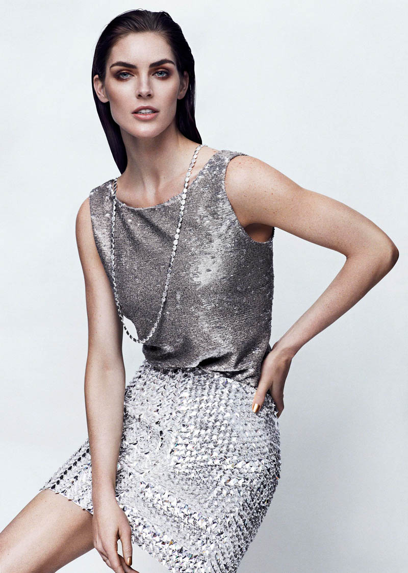 hilary rhoda photos9 Hilary Rhoda Stuns in Marie Claire Mexico Shoot by Hunter & Gatti