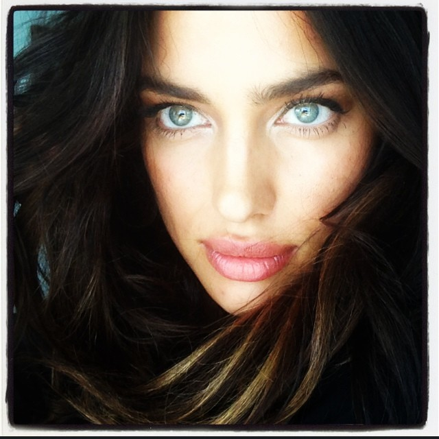 Irina Shayk. Photo: Instagram