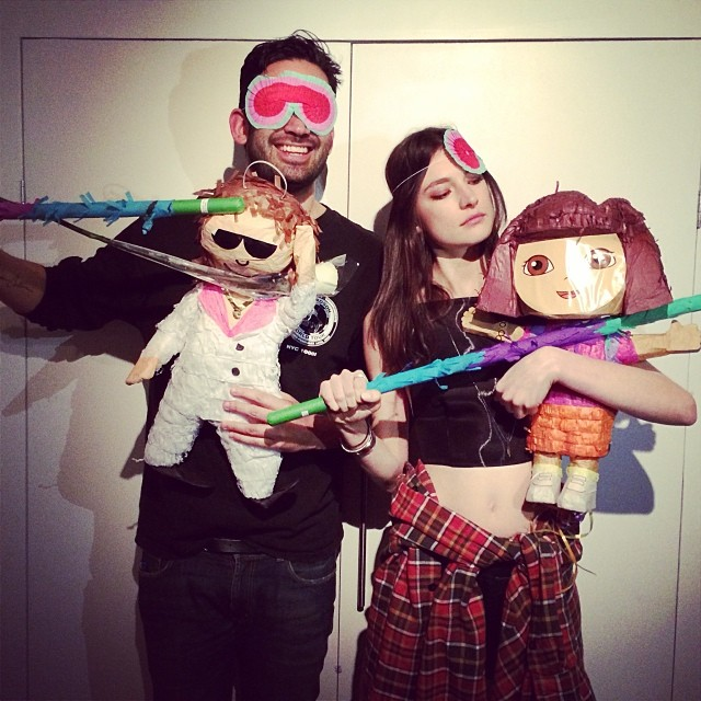 jacquelyn pinata Instagram Photos of the Week | Jourdan Dunn, Emily DiDonato + More Models