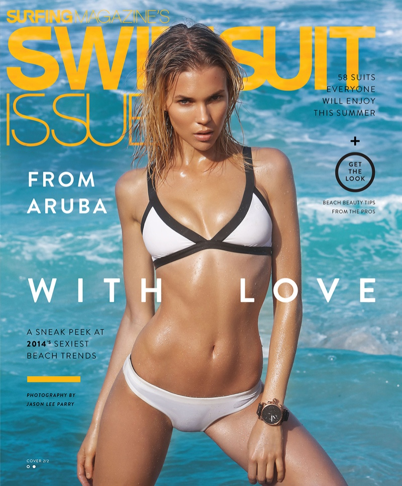 jason lee parry swimsuit shoot1 Britt Maren & Sheila Marquez Star in Surfing Magazines Swimsuit Issue by Jason Lee Parry