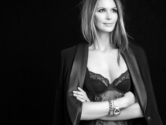 "Elle Macpherson Bringing ""The Body"" Lingerie to J.C. Penney"