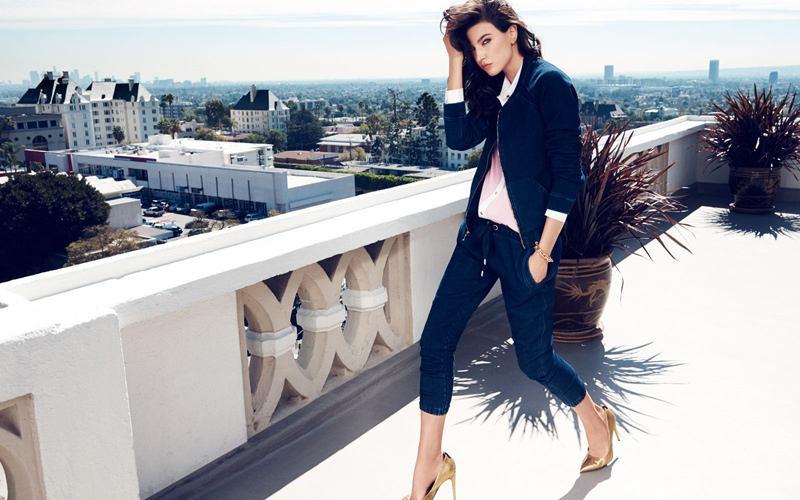 juicy couture fall 2014 collection photos11 Jacquelyn Jablonski + Martha Hunt Take LA for Juicy Couture Fall 2014 Line
