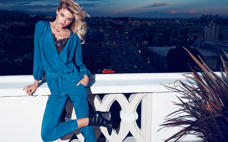 juicy couture fall 2014 collection photos30 Jacquelyn Jablonski + Martha Hunt Take LA for Juicy Couture Fall 2014 Line