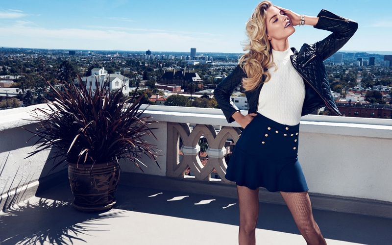 juicy couture fall 2014 collection photos9 Jacquelyn Jablonski + Martha Hunt Take LA for Juicy Couture Fall 2014 Line