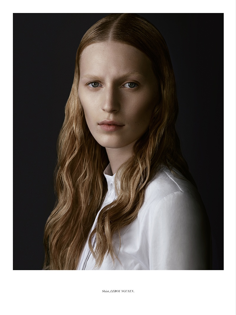 julia nobis 2014 4 Julia Nobis Gets Dark for Stonefox #3 Cover Shoot by Christopher Ferguson