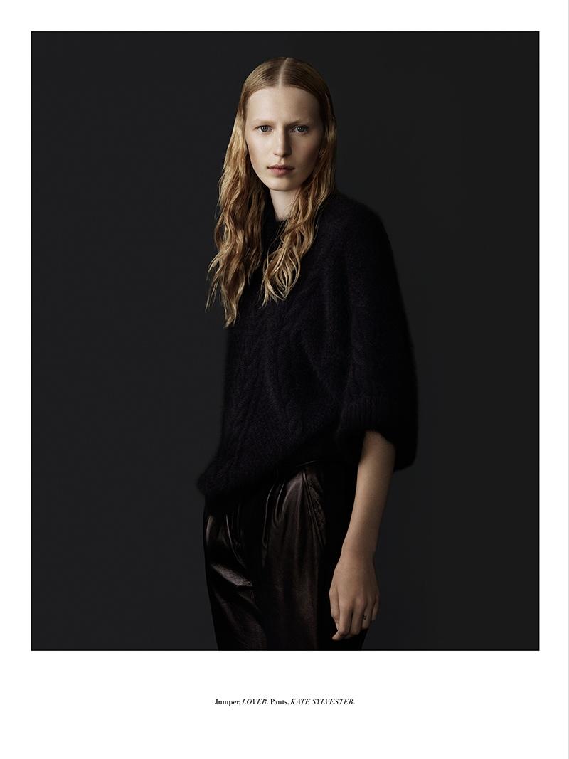 julia nobis 2014 7 Julia Nobis Gets Dark for Stonefox #3 Cover Shoot by Christopher Ferguson