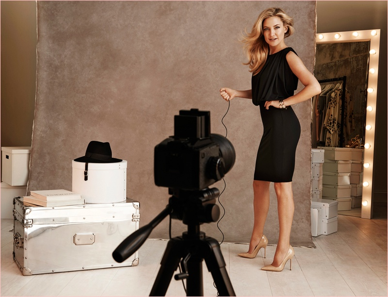 kate hudson lindex party dresses3 Kate Hudson Gets Party Ready for New Lindex Campaign