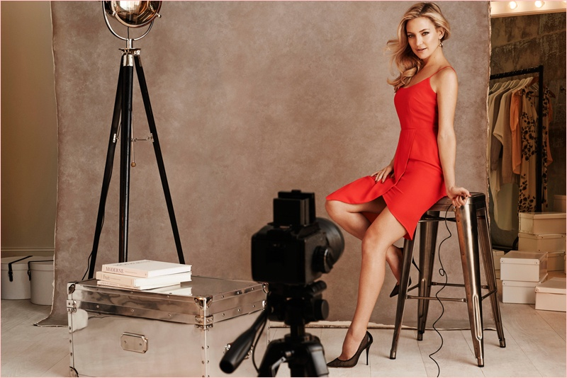 kate hudson lindex party dresses5 Kate Hudson Gets Party Ready for New Lindex Campaign