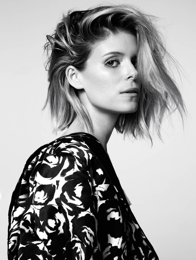 kate mara 2014 4 House of Cards Kate Mara Stars in Glamour UK by Alisha Goldstein