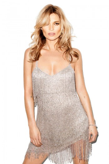 Kate Moss Talks Turning 40, Topshop Collection with Harper's Bazaar
