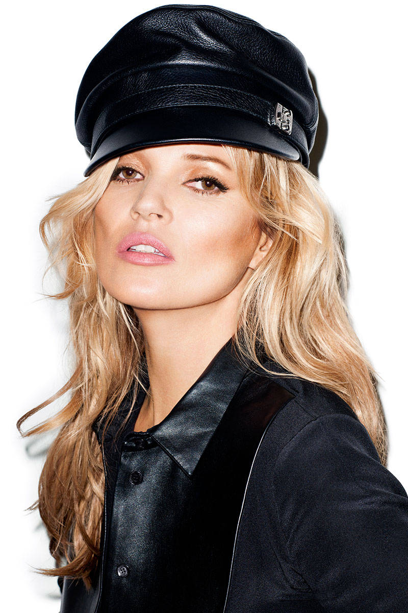 kate moss terry richardson3 Kate Moss Talks Turning 40, Topshop Collection with Harpers Bazaar
