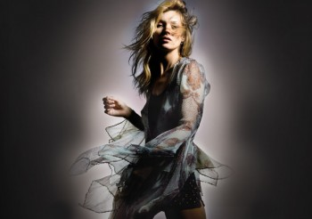 Another Sneak Peek of Kate Moss for Topshop