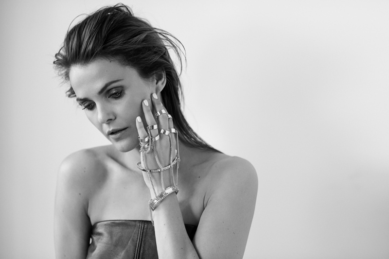 keri russell 2014 10 The Americans' Keri Russell Poses for Malibu Mag by Eric Guillemain