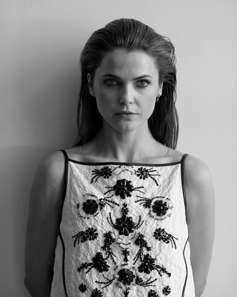 keri russell 2014 4 The Americans' Keri Russell Poses for Malibu Mag by Eric Guillemain