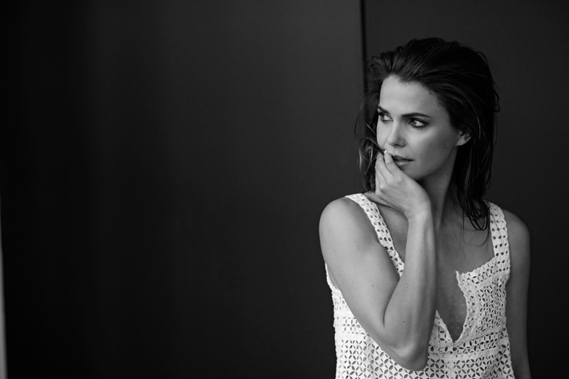 keri russell 2014 6 The Americans' Keri Russell Poses for Malibu Mag by Eric Guillemain