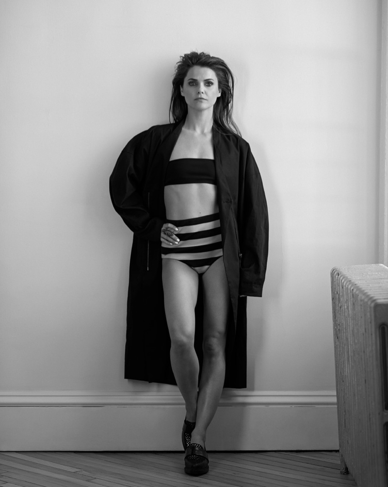 Keri Russell The Americans Keri Russell Poses For Malibu Mag By Eric Guillemain