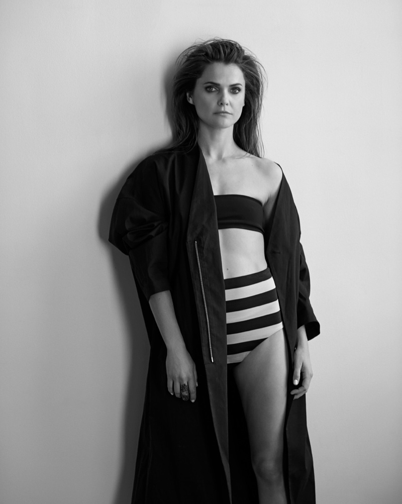 keri russell 2014 8 The Americans' Keri Russell Poses for Malibu Mag by Eric Guillemain