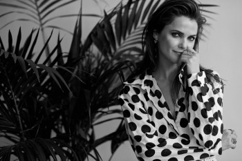 The Americans' Keri Russell Poses for Malibu Mag by Eric Guillemain