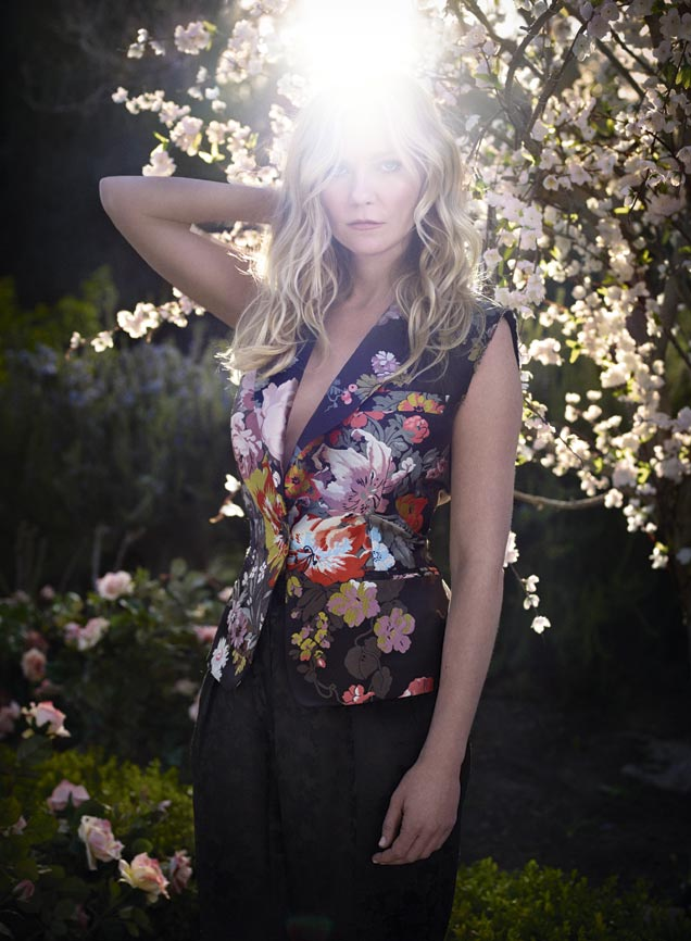 Kirsten Dunst Tells Bazaar UK That a Woman Needs to be a Woman