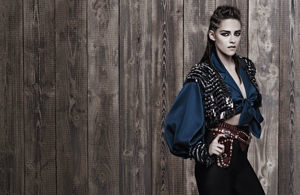 kristen stewart chanel prefall 2014 campaign photos1 Finally! Kristen Stewart in Chanels Paris Dallas Ads by Karl Lagerfeld