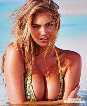 Image: Kate Upton in Sports Illustrated 2014 Swimsuit Issue. Photo courtesy James Macari/SI