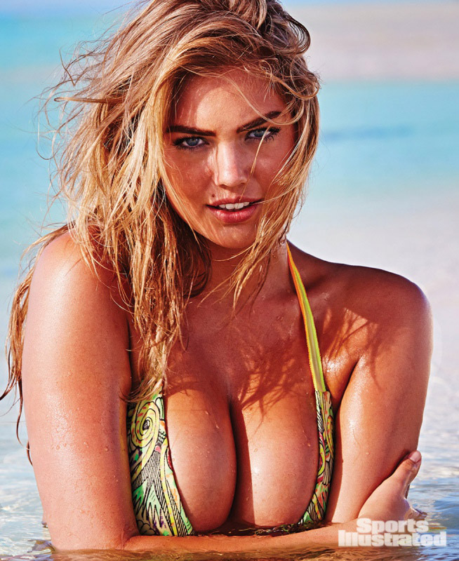 kste upton sports illustrated breasts Kate Uptons Wish: To Have Smaller Breasts