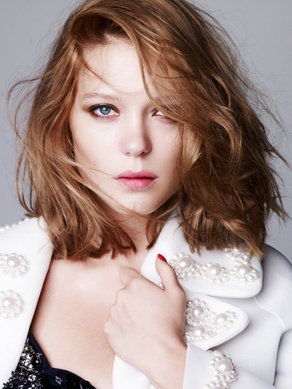 lea seydoux pictures3 Lea Seydoux Stuns in Dazed & Confused Korea Shoot by Nagi Sakai