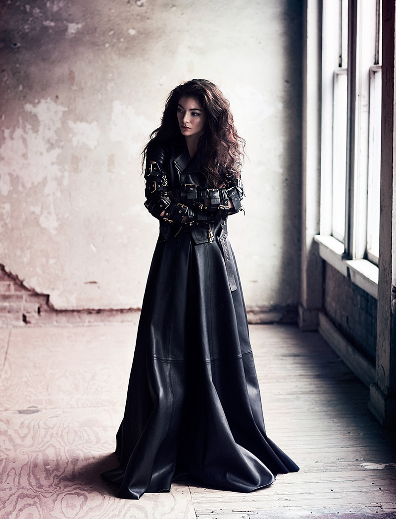 lorde chris nicholls photos1 More Photos of Lordes FASHION Story by Chris Nicholls