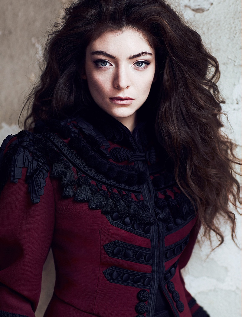 lorde chris nicholls photos3 More Photos of Lordes FASHION Story by Chris Nicholls