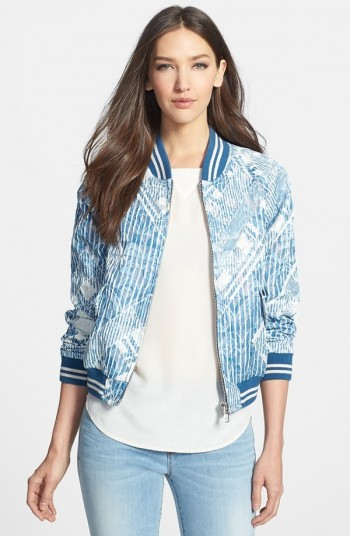 5 Spring Bomber Jackets to Wear Now