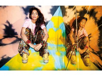 M.I.A. Stars in The Wild Magazine Cover Story