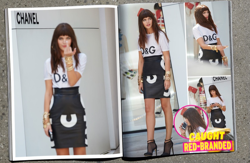 nasty gal vintage logo shoot6 Logomania: Nasty Gals Vintage Lookbook Has Arrived