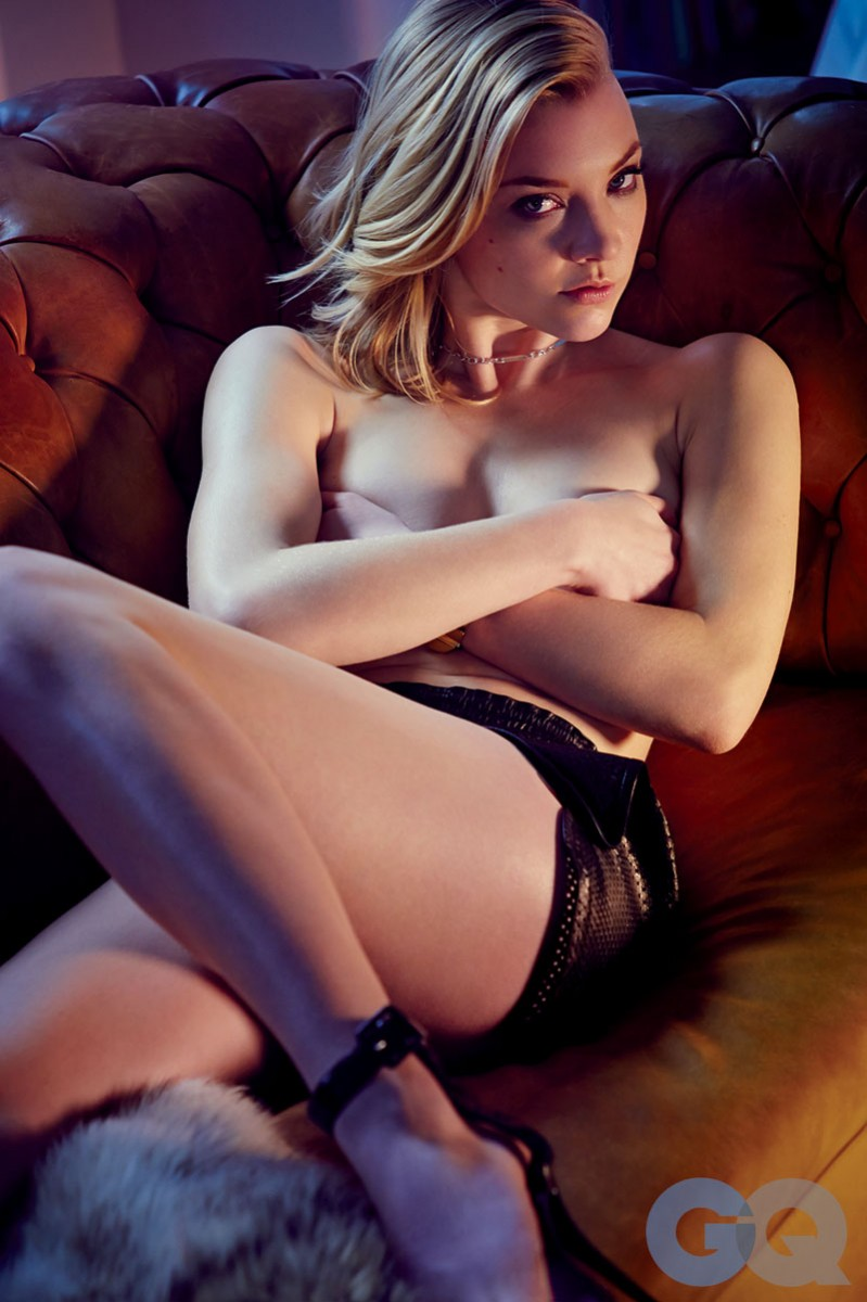 natalie dormer hot1 799x1200 Game of Thrones Natalie Dormer Sizzles in GQ Shoot