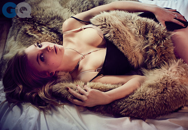 natalie dormer hot3 Game of Thrones Natalie Dormer Sizzles in GQ Shoot