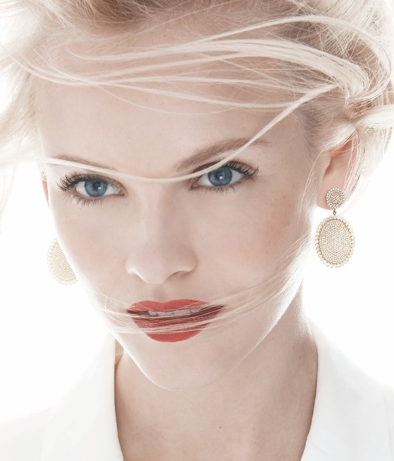 neiman marcus may 2014 book2 Sweet Spring: Jac Jagaciak + Ginta Lapina Pose for Neiman Marcus May Issue of The Book