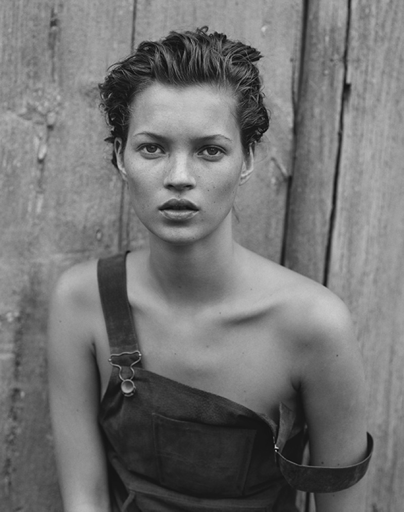 peter lindbergh photos1 New Peter Lindbergh Exhibition Features Images of Kate Moss, Linda Evangelista + More