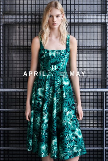 Fresh Prints & Shapes in Zara's April-May Lineup