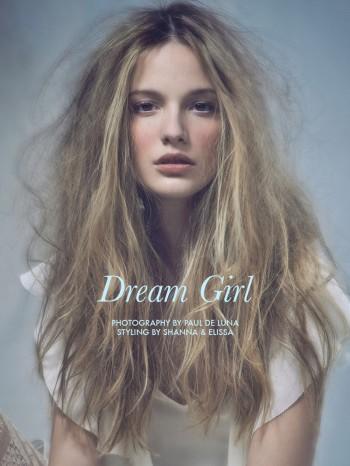 "FGR Exclusive   Roberta Cardenio by Paul de Luna in ""Dream Girl"""