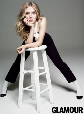 """Scarlett Johansson Tells Glamour She Doesn't Like Nickname """"ScarJo"""""""