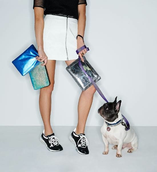 shopbop dogs spring accessories5 Cute Alert: Shopbop Enlists Dogs to Model Spring Accessories