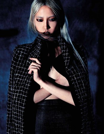 Soo Joo Park Makes 'Bold Moves' for L'Officiel Singapore Shoot