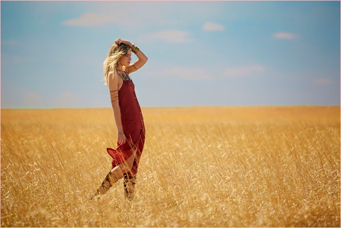 sun chaser free people4 Sun Chaser: Annie McGinty Goes West for Free People Lookbook
