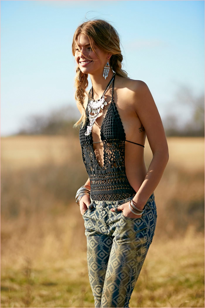 sun chaser free people8 Sun Chaser: Annie McGinty Goes West for Free People Lookbook