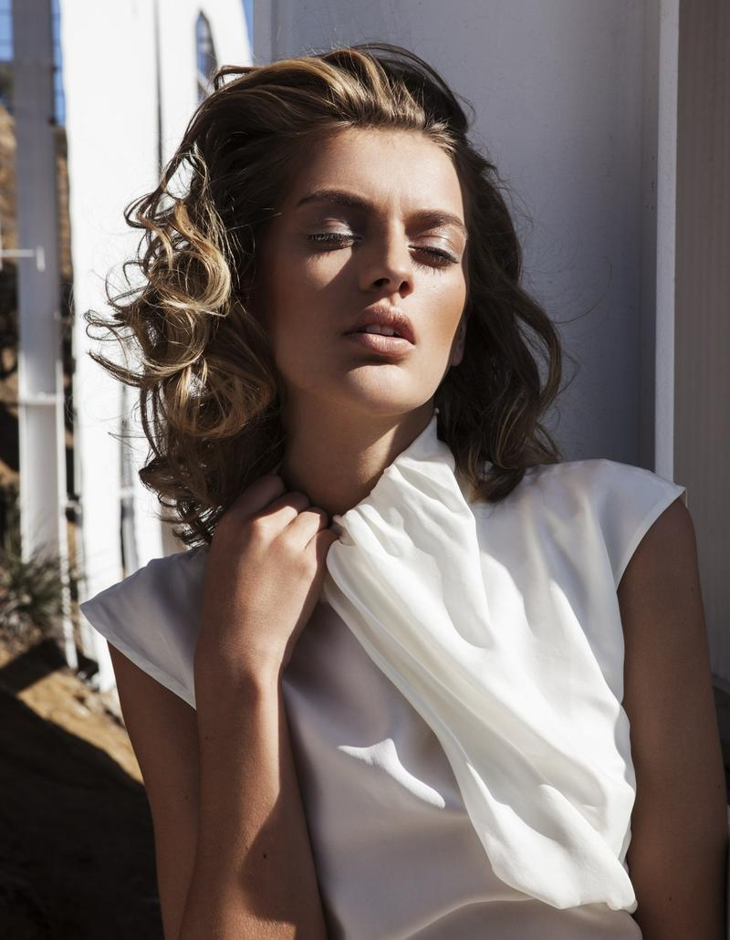 supertrash spring 2014 campaign bregje heinen7 Bregje Heinen is LA Glam for SuperTrash Spring 2014 Ads