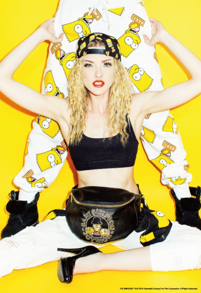 """""""The Simpsons"""" Celebrates 25 Years with Joyrich Fashion Collaboration"""
