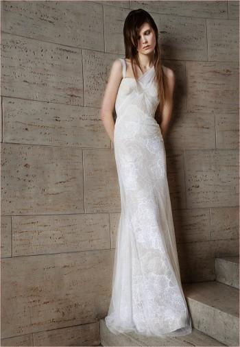 See Vera Wang's Ethereal Spring 2015 Bridal Collection