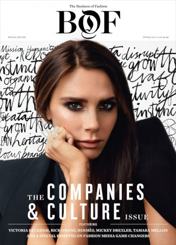 "Victoria Beckham Calls Fame a ""Double-Edged Sword"" for Her Designing Career"