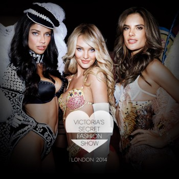 The Victoria's Secret Runway Show is Moving to London