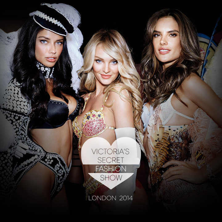 vs adriana candice ale The Victorias Secret Runway Show is Moving to London